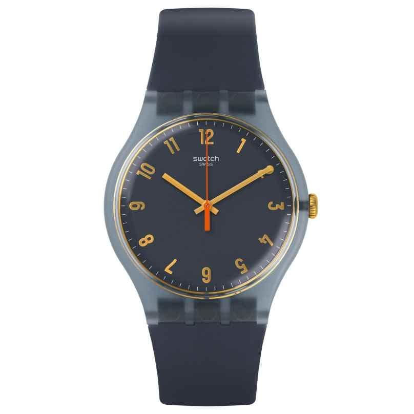 Swatch SUOM105 Armbanduhr Nuit Bleue 7610522690875
