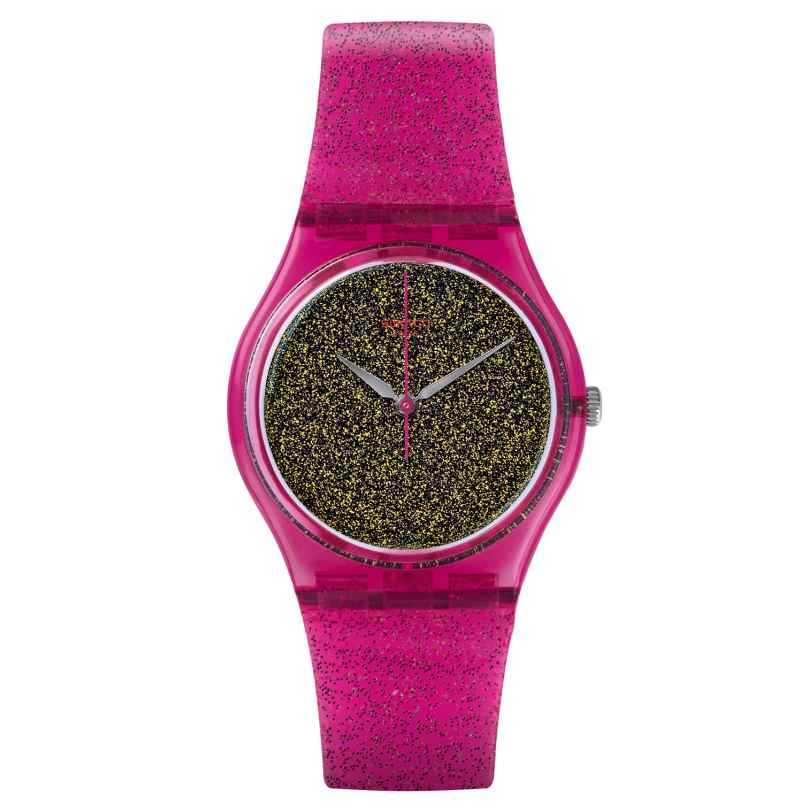 Swatch GP149 Nuit Rose Ladies Watch 7610522691001