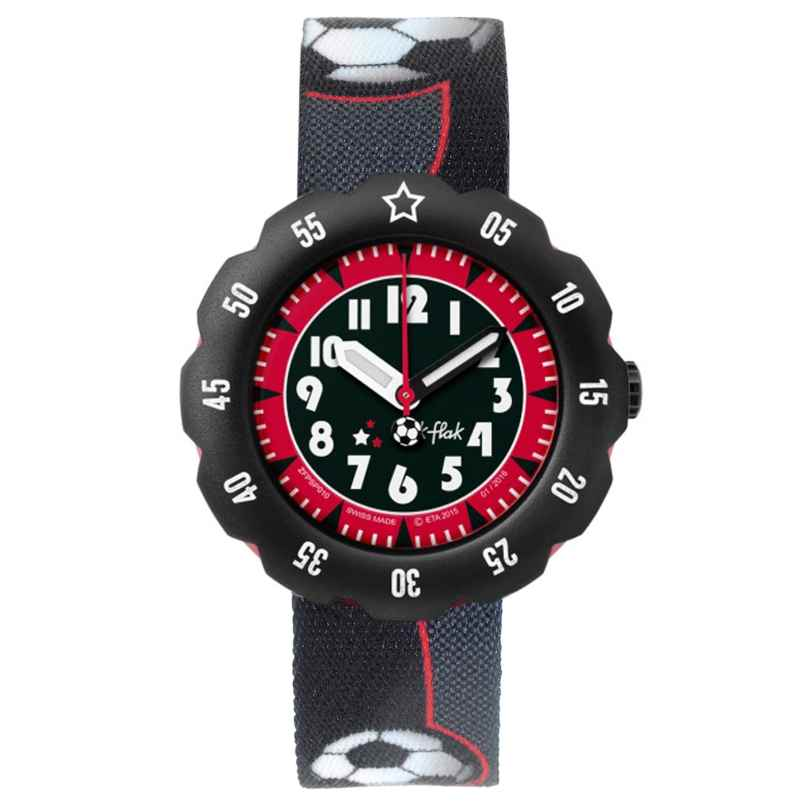 Flik Flak FPSP010 Soccer Star Boys Watch 7610522533806