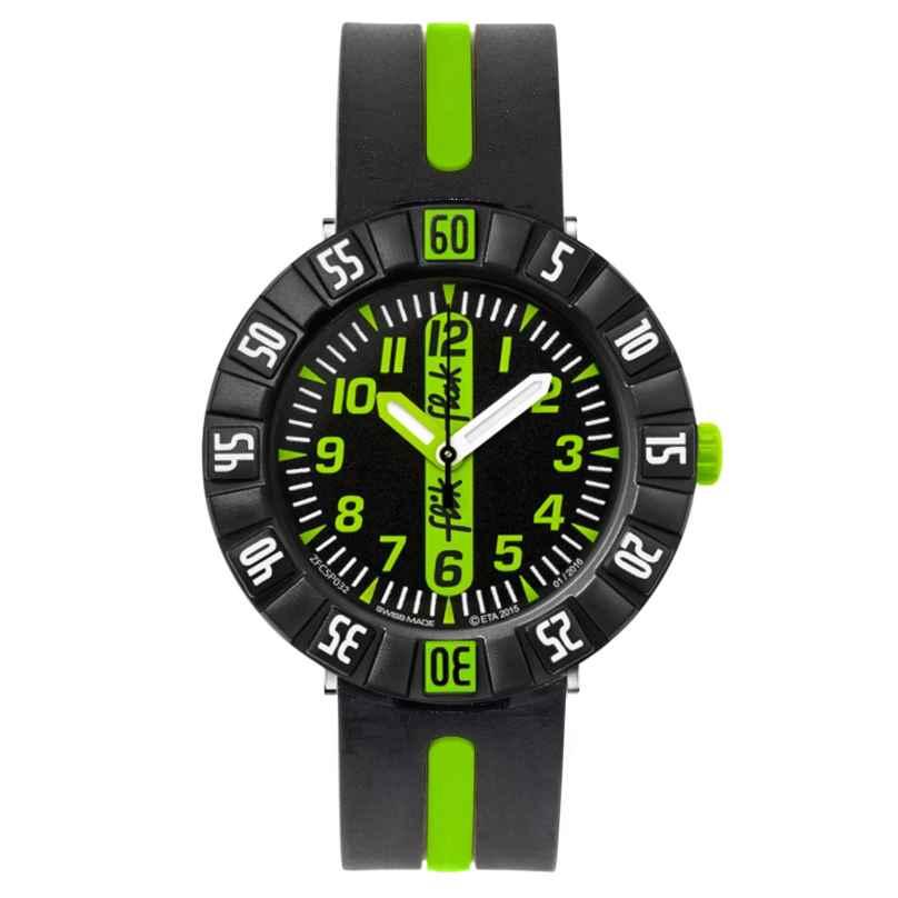 Flik Flak FCSP032 Green Ahead Kids Watch 7610522533479