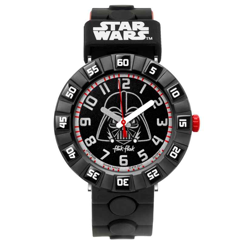 Flik Flak FFLP005 Kinderuhr Star Wars Darth Vader 7610522774513