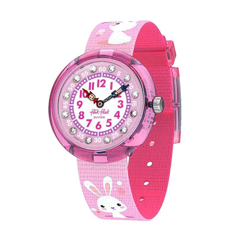 Flik Flak FBNP143 Wristwatch for Children So Cute 7610522809345