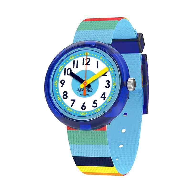 Flik Flak FPNP056 Children's Watch Stripybow 7610522811232