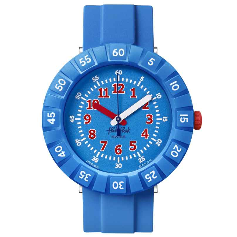 Flik Flak FCSP096 Kinderuhr Blue my Mind 7610522818248