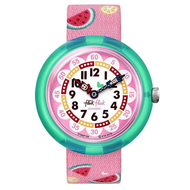 Flik Flak FBNP158 Girls' Watch Melonade 7610522819764