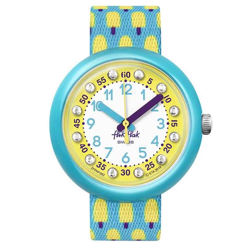 Flik Flak FPNP062 Girls' Watch Lemon Freeze 7610522819771