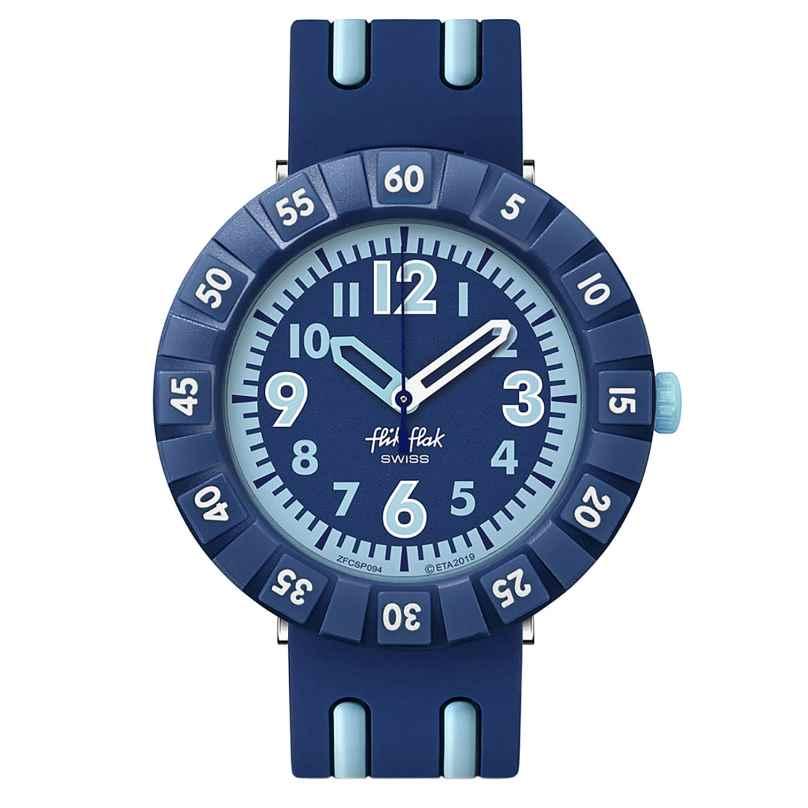 Flik Flak FCSP094 Children's Watch for Boys Blue4U 7610522819825