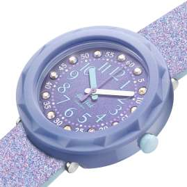 Flik Flak FCSP102 Kids Watch for Girls Lilaxus