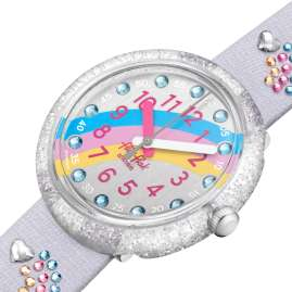 Flik Flak FPNP072 Kinderuhr Over The Rainbow
