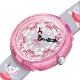 Flik Flak FBNP162 Kids Watch for Girls Pirouette