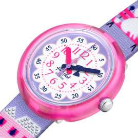 Flik Flak FPNP068 Children's Watch for Girls Miss Poodle