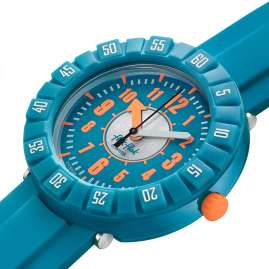Flik Flak FCSP099 Children's Wristwatch Teal my Mind