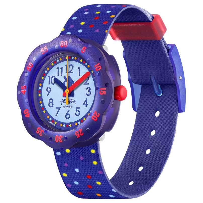 Flik Flak FPSP048 Kinder-Armbanduhr Sprinkles 7610522829121