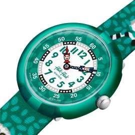 Flik Flak FBNP170 Children's Watch Curious Lemur