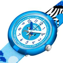 Flik Flak FPNP082 Children's Watch Zebrannah
