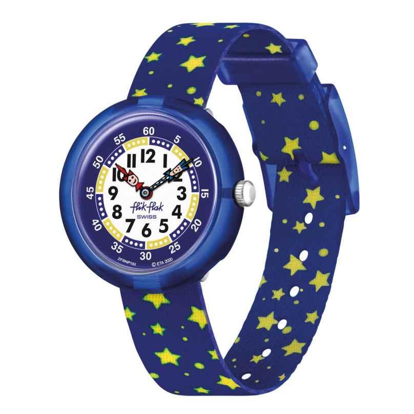 Flik Flak FBNP183 Kinderuhr In The Stars 7610522841628