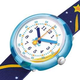 Flik Flak FPNP098 Children's Watch Magical Astronaut