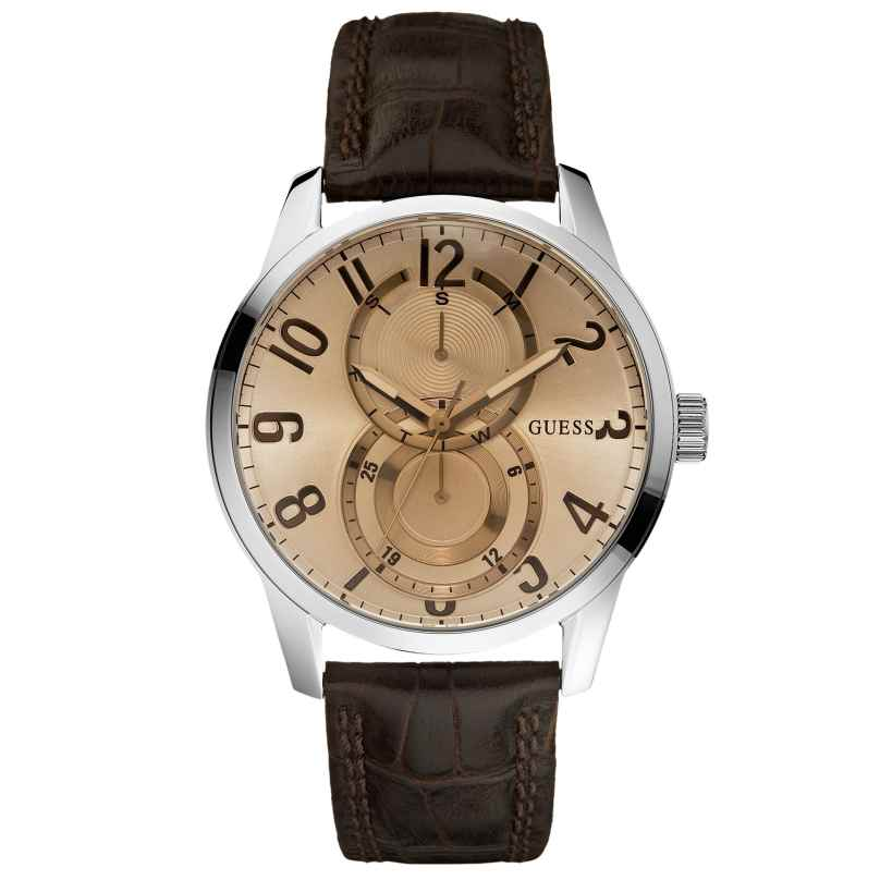Guess W95127G2 Inner Circle Multifunktion Herrenuhr 0091661403446