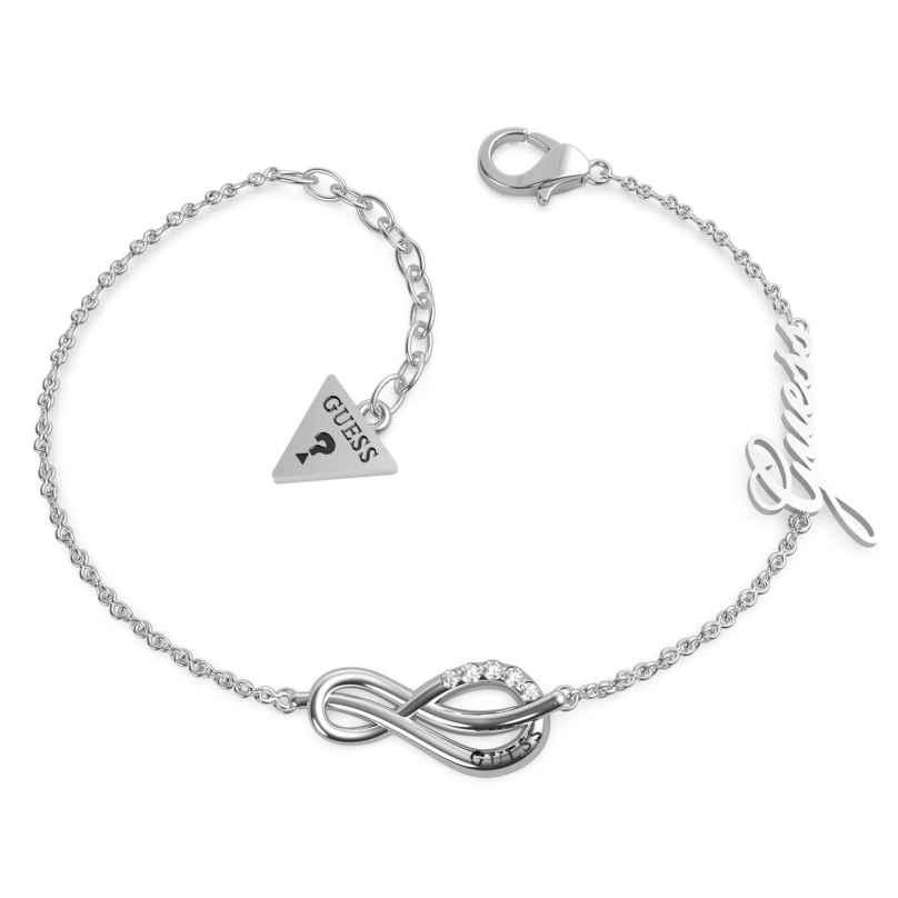 Guess UBB20091-S Damen-Armband Eternal Love 7621097985655