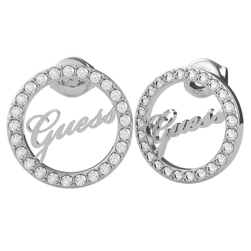 Guess UBE20140 Damen-Ohrringe Ohrstecker All Around You 7621097982630