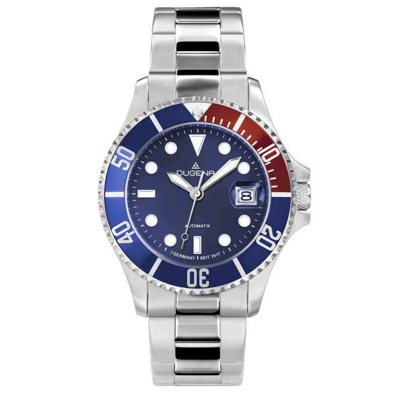 Dugena 4460588 Diver Automatic Diver`s Watch for Men 4050645020532