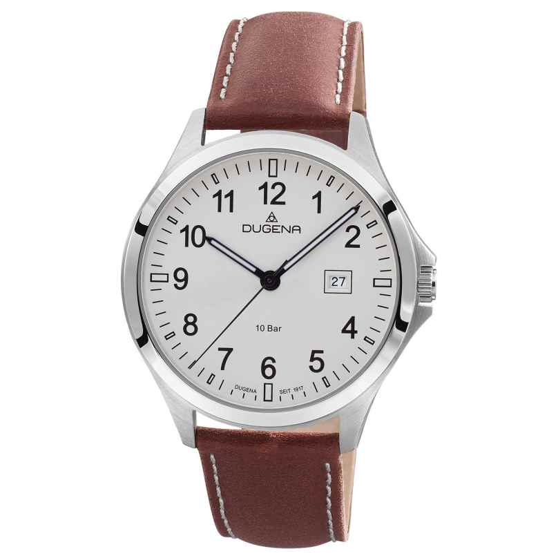Dugena 4460990 Men's Wristwatch Boston 10 Bar WR 4050645024370