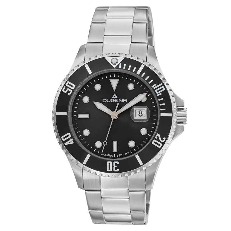 Dugena 4461002 Herrenuhr Diver XL 30 Bar Wasserdicht 4050645024646