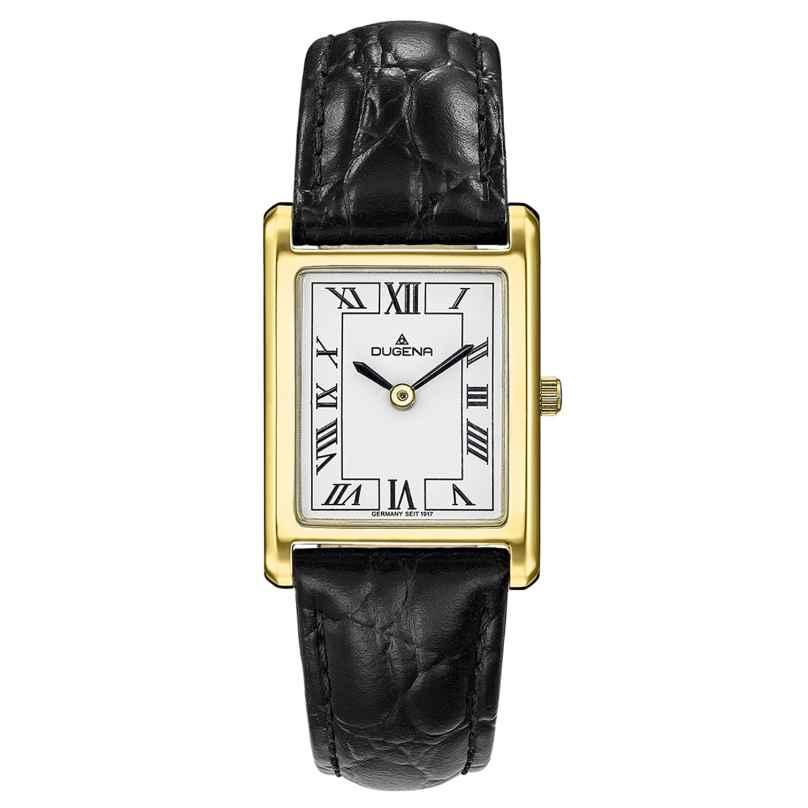 Dugena 4460725 Damen-Armbanduhr Quadra Classica 4250645008374