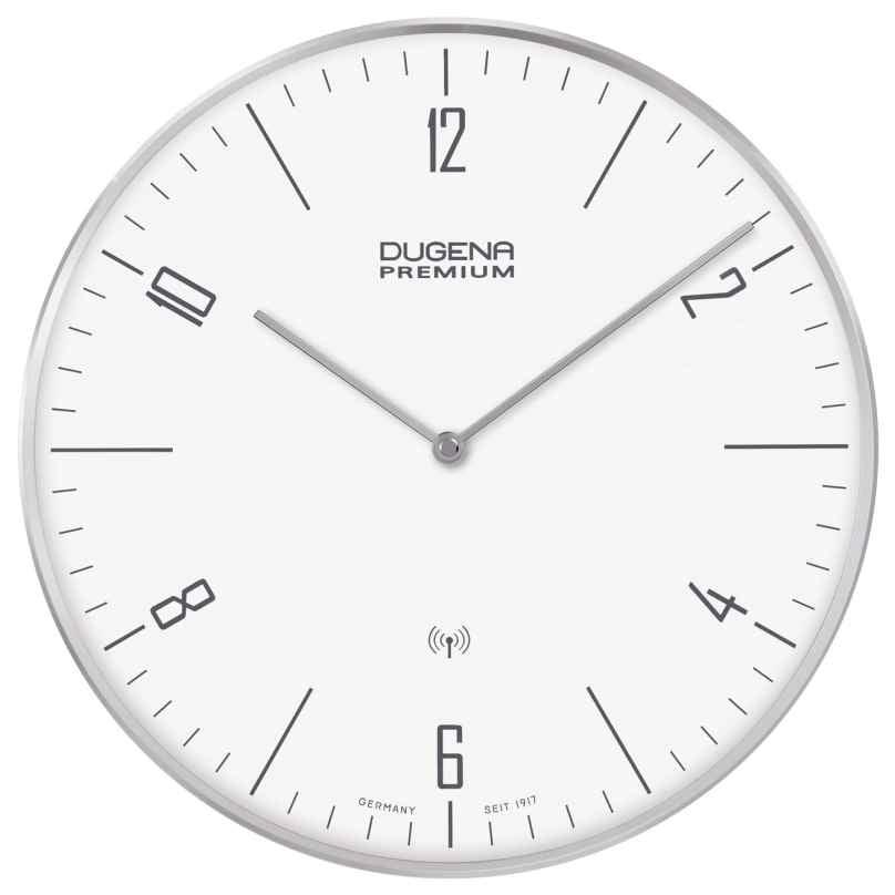 Dugena Premium 7000997 Dessau RC Wall Clock 4060753000593
