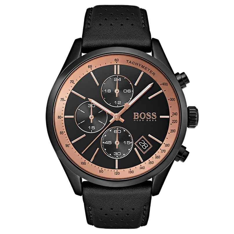 Boss 1513550 Herrenuhr Chronograph Grand Prix 7613272247153