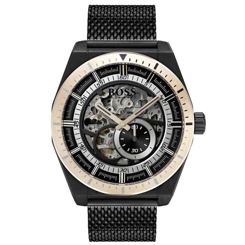 Boss 1513655 Men´s Automatic Watch 7613272299947