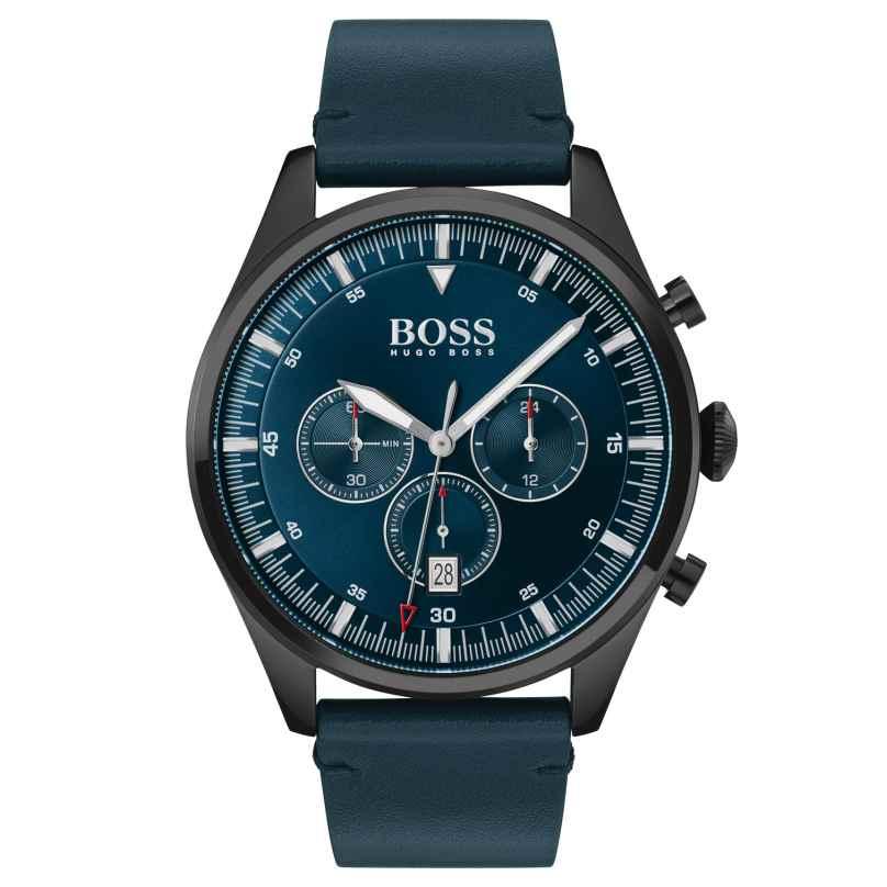 Boss 1513711 Men's Watch Chronograph Pioneer 7613272354691