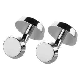 Boss 50219288-100 Simony White Cufflinks