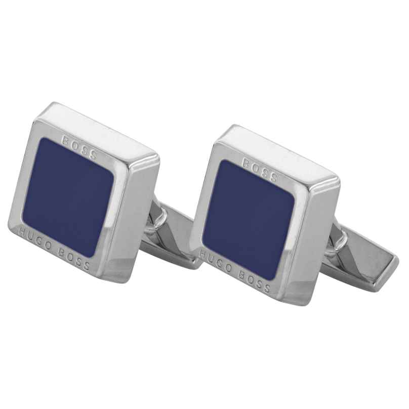 Boss 50239922-410 Franzisko Cufflinks Blue 4021420566095