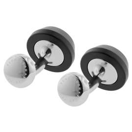 Boss 50451548-001 Cufflinks Stainless Steel Alex Black
