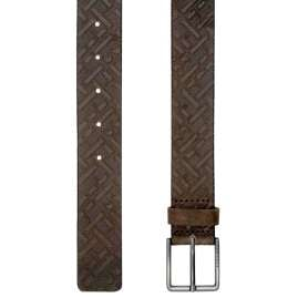 Boss 50461652-202 Men's Belt Brown Leather Ther