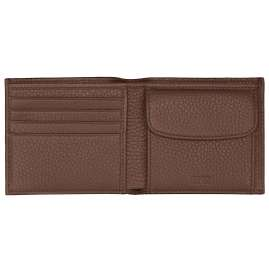 Boss 50441044-235 Herrengeldbörse Crosstown Pastel Braun