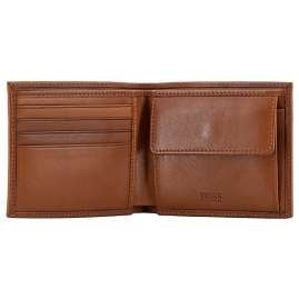 Boss 50461767-235 Men's Wallet Trucker Light Brown