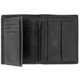 camel active 31570360 Black Leather Wallet Mali