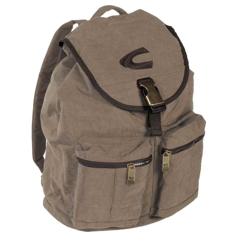 camel active B00-216-25 Backpack Fun Journey Sand 4250339240493