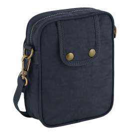 camel active B00-913-58 Shoulderbag Journey S Dark Blue