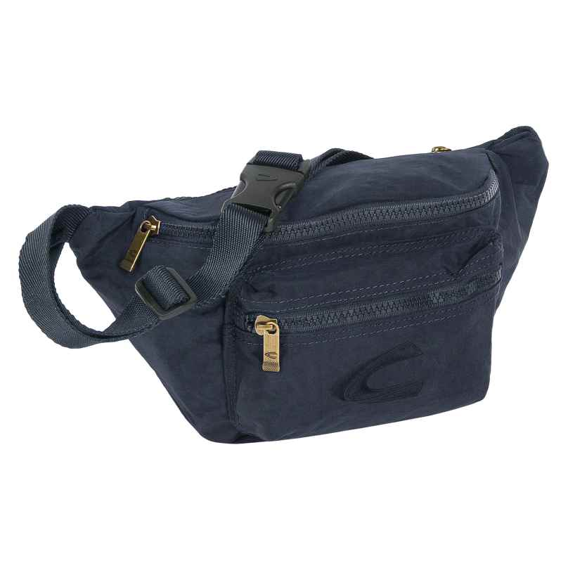 camel active B00-301-58 Belt Bag Journey Dark Blue 4251234437735