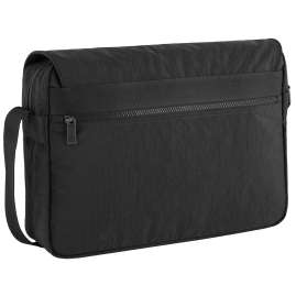 camel active B00-915-60 Messenger Bag with Laptop Compartment Journey Black