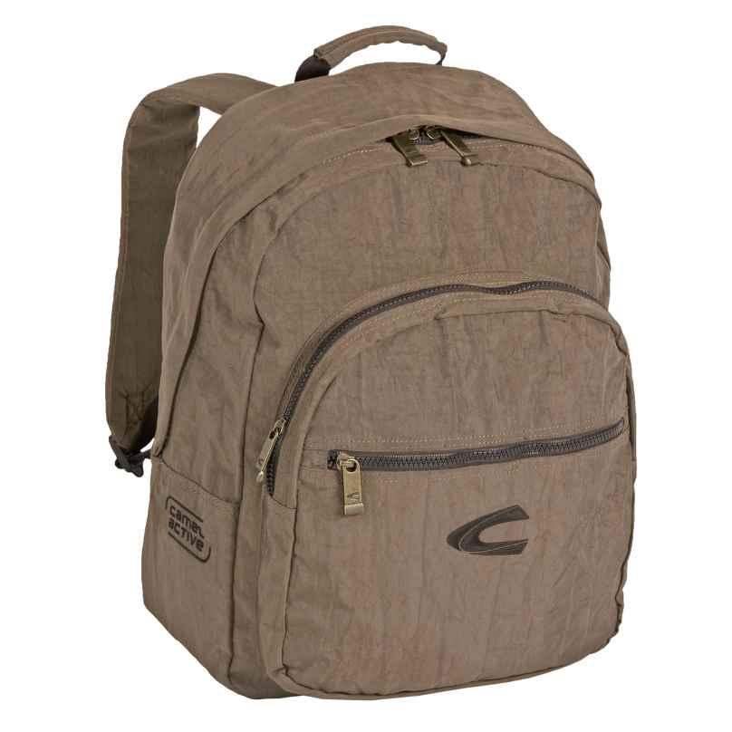 camel active B00-225-25 Rucksack mit Laptopfach Journey Sand 4250339218201