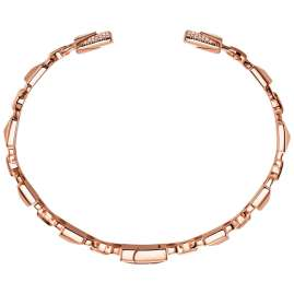 Michael Kors MKC1009AN791 Ladies' Open Bangle Mercer Link