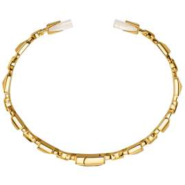 Michael Kors MKC1008AH710 Ladies' Hinge Bangle Mercer Link