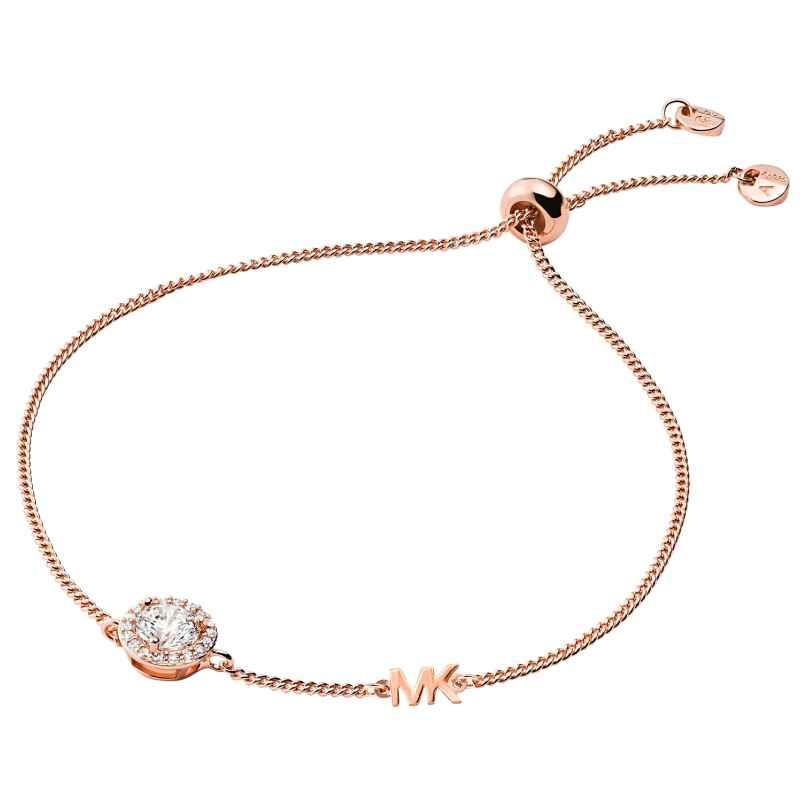 Michael Kors MKC1206AN791 Damen-Armband Silber roségold Zirkonia 4013496537468