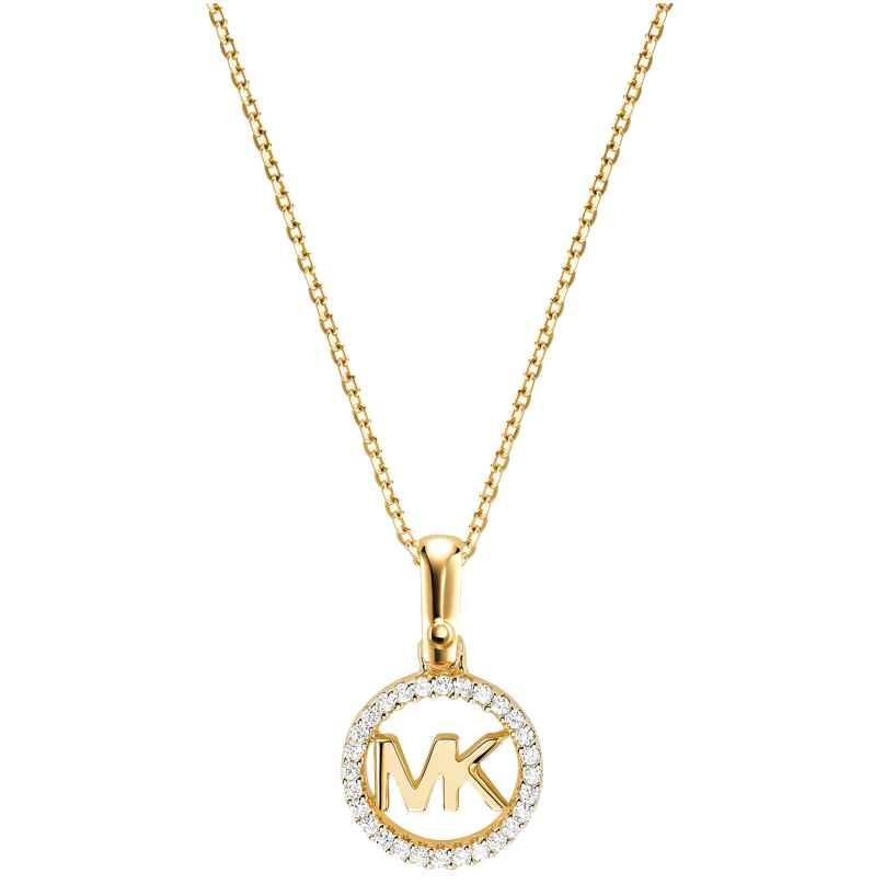 Michael Kors MKC1108AN710 Damen-Halskette Custom Kors 4013496010725