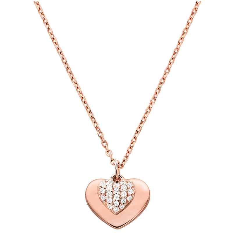 Michael Kors MKC1120AN791 Damen-Halskette Love Rosé 4013496039504