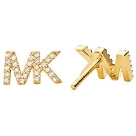 Michael Kors MKC1256AN710 Ladies' Stud Earrings